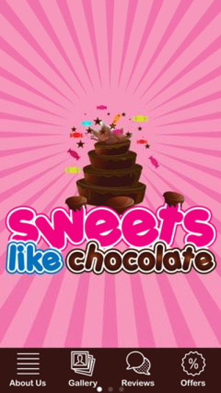 Sweets Like Chocolate