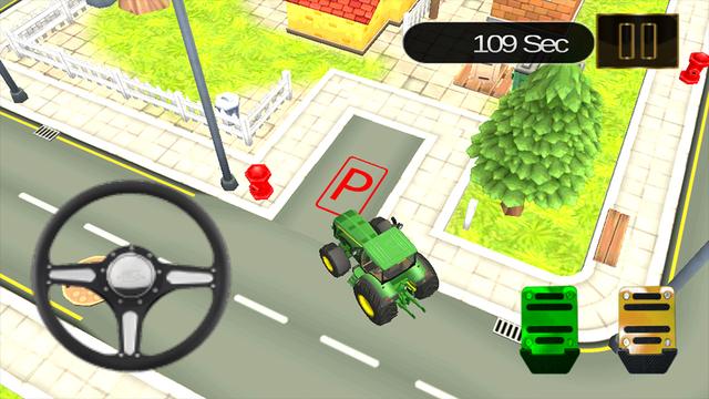 Tractor Farm Simulator