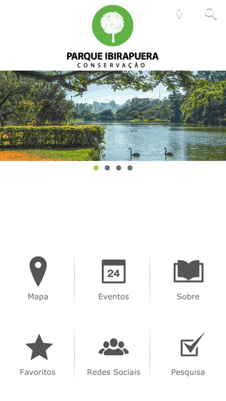 Parque Ibirapuera Conservação