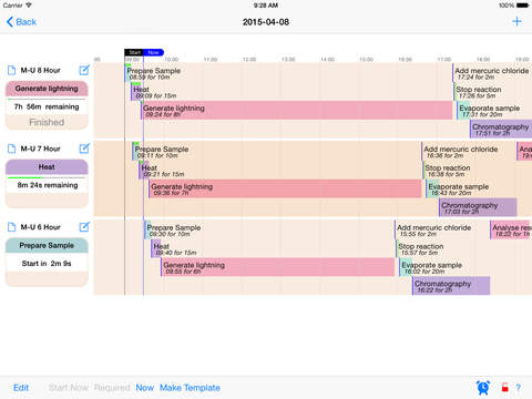 Daily Schedule Builder Trial