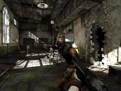 RAGE HD iPad Screenshot 2