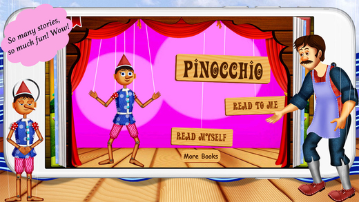 Pinocchio by Story Time for Kids
