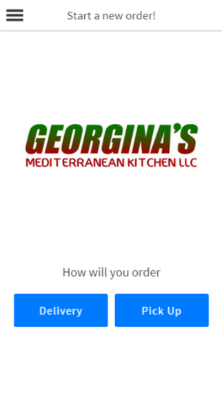 Georgina's Mediterranean Kitchen