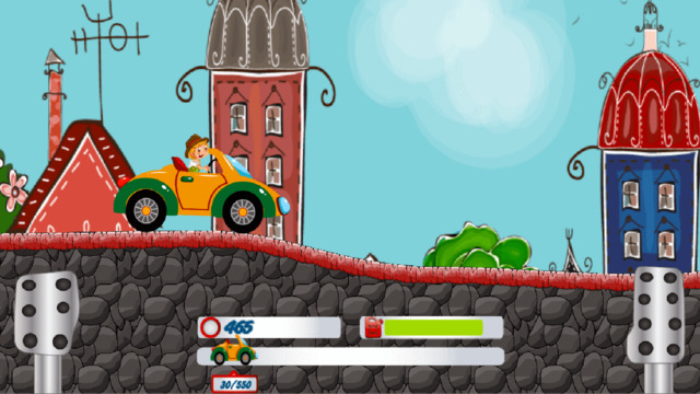 Car Driving For Kids