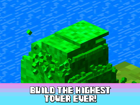 Pixel Tower Builder 3D Full Screenshots