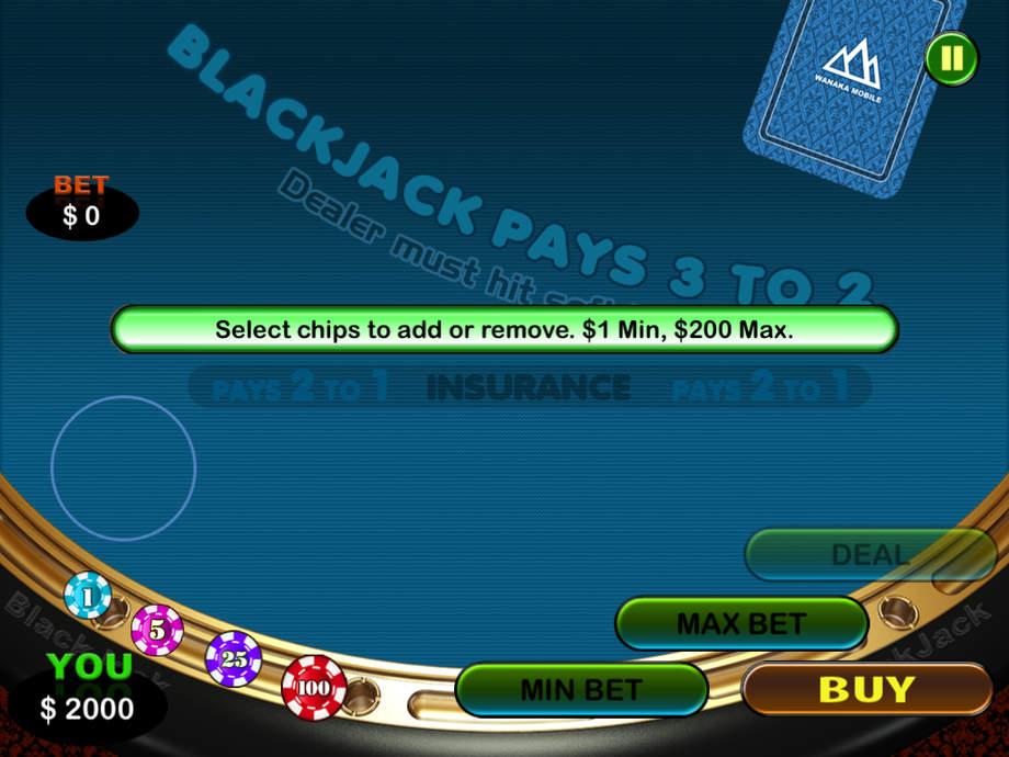 Best blackjack app