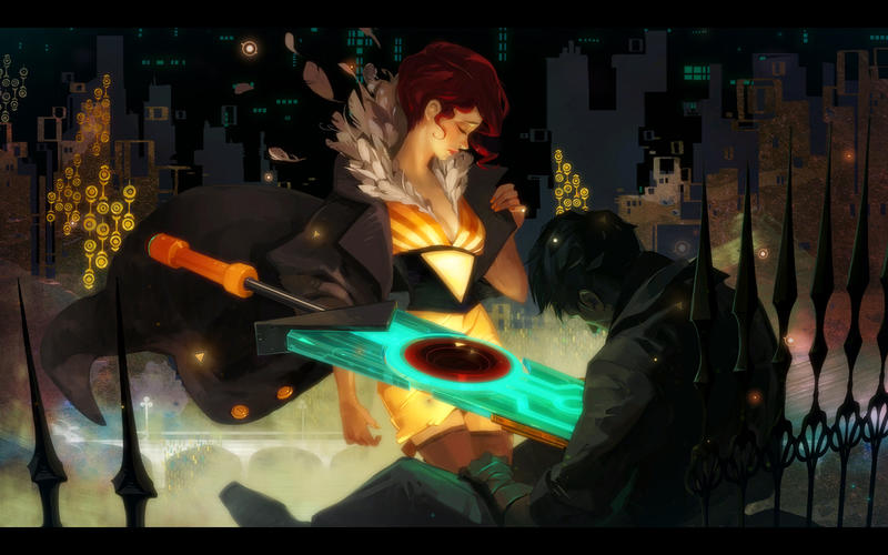 Transistor Screenshot - 2