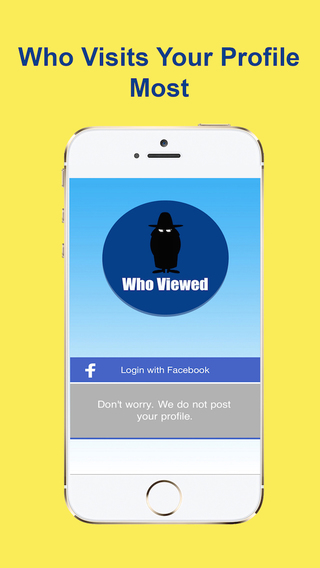 Who Viewed My Profile - for Facebook