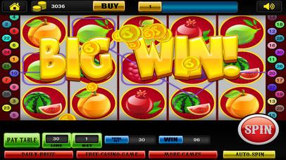 Screenshot 5 Удивительный Классические слоты с фруктами партии Ферма в Лас-Вегасе — Хит-Win джекпот Gold Casino монет бесплатно