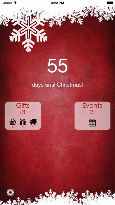 My Christmas List iPhone Screenshot 1