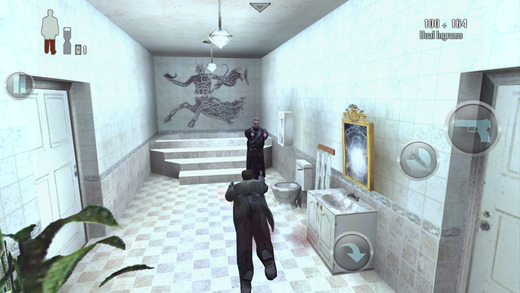 Max Payne Mobile Screenshot