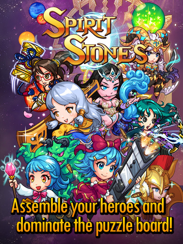 Spirit Stones. Screenshots