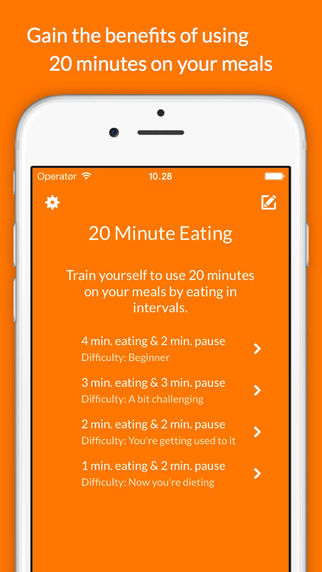 20 Minute Eating - Eat Slower