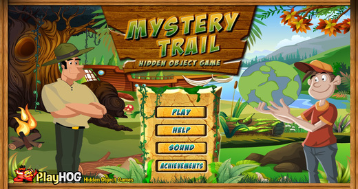 Mystery Trail - Free Hidden Object Games