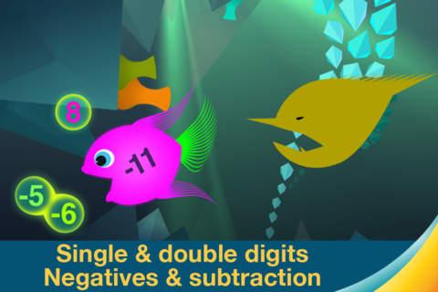 Screenshot 2 Motion Math: Hungry Fish