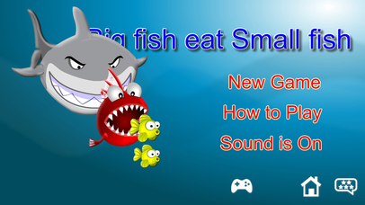 Screenshot 2 Big fish eat Small fish Game