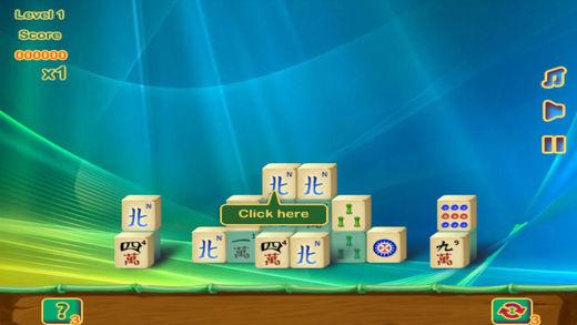Mahjong matching-HD
