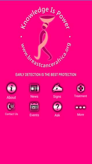 Breast Cancer Initiative EA