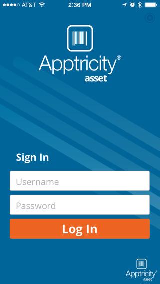 Apptricity Asset