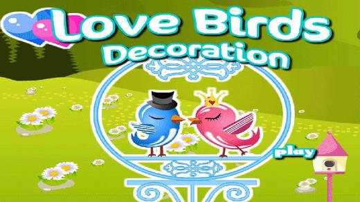 Love Birds Dress Up