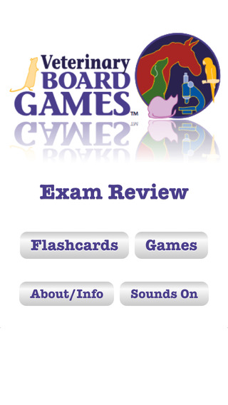 Veterinary Board Exam Review iPhone Screenshot 1
