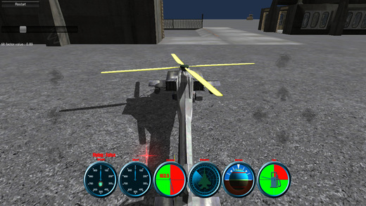 Helicopter Flying Simulator Free 3D