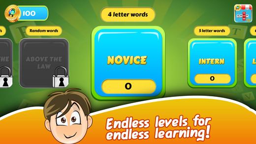 Word Blues - Guess the Words Vocabulary Builder