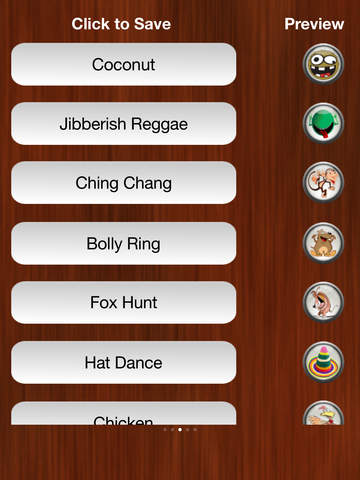 Funny Ringtones Free screenshot