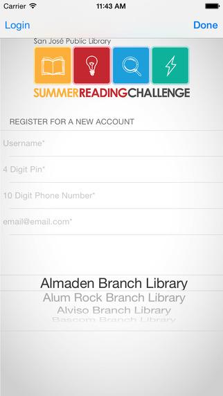 SJPL Summer Reading Challenge 2015