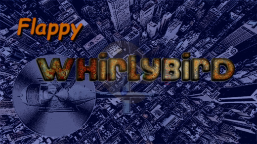 Flappy WhirlyBird Adventure