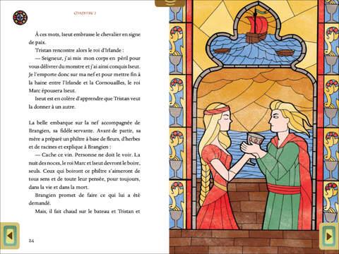 Tristan et Iseut - ELI
