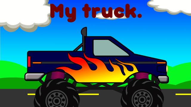 My Truck Keeps On Truckin FREE