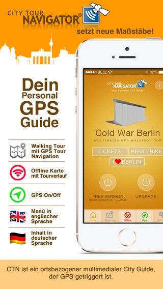 Berlin Kalter Krieg Guide zu Fuß – Stadtführung Stadtrundgang
