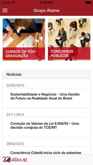 【免費商業App】Grupo Atame-APP點子