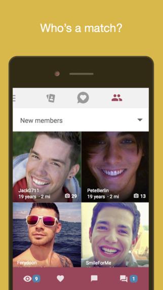 meet friends app not dating