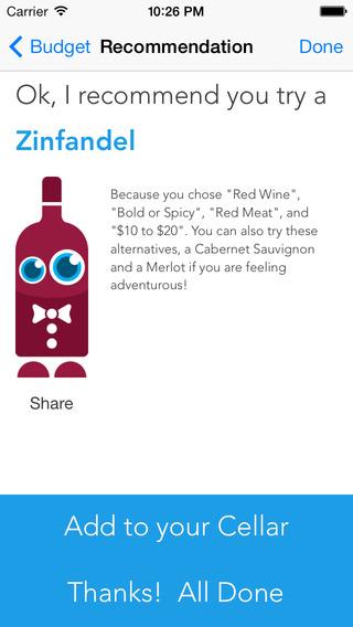 玩生活App Winebot - Learn about wine. Fast.免費 APP試玩