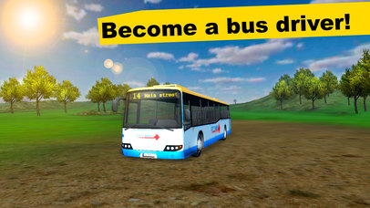 Country Bus Simulator 3D screenshot 4