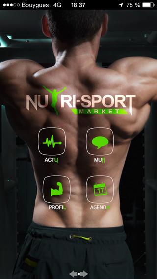 Nutri Sport Market