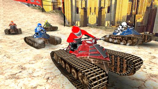 ATV RipSaw Racing 3D Race Game