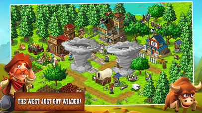 Screenshots of The Oregon Trail: American Settler for iPhone
