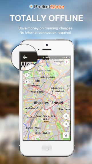 Centre France Map - Offline Map POI GPS Directions