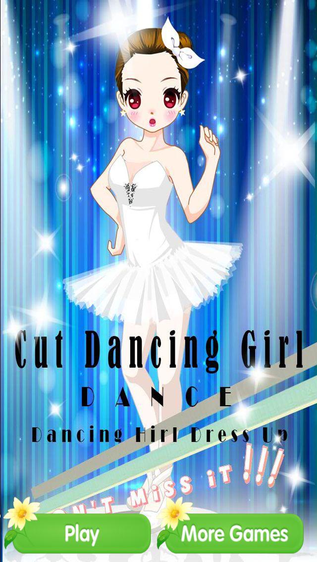 可爱跳舞女孩 - 女生换装养成游戏