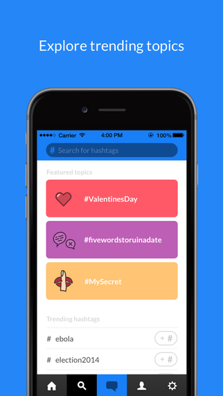 Vyo – Social Networking App to Explore Trends Confess Anonymously Share Secrets Browse Newsfeed