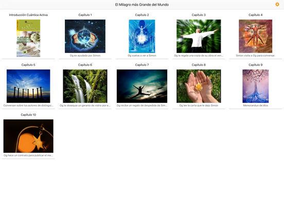 El Milagro más Grande del Mundo - Audiolibro iPad Screenshot 3