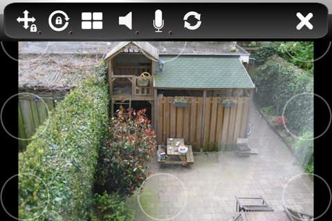 ipad IP Camera Viewer ELRO Screenshot 1