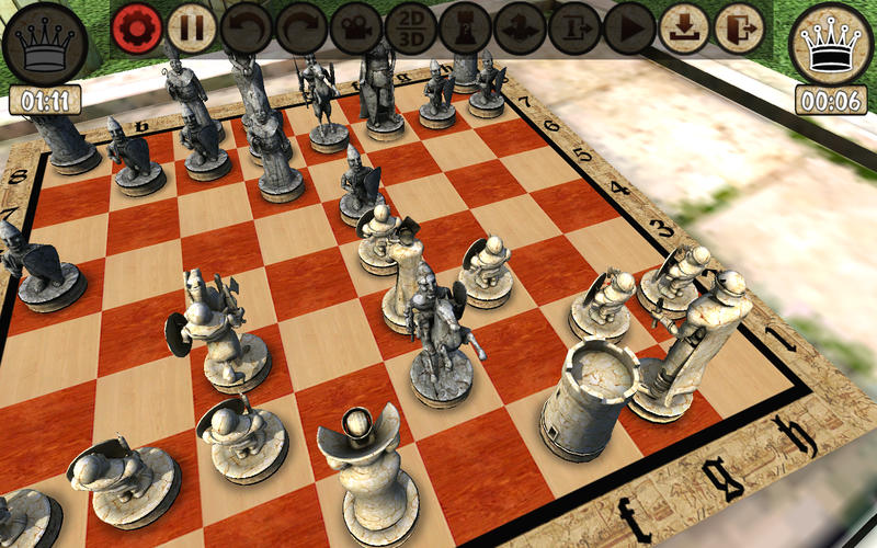 Warrior Chess Storefollow Com