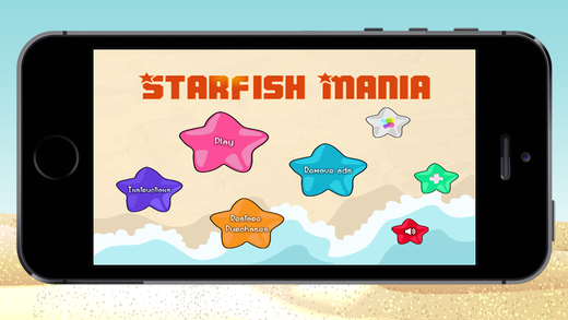Starfish Mania – Pattern Match Sea Creatures Puzzle Game