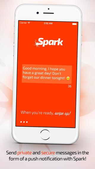 Spark - Secure Social Reminders