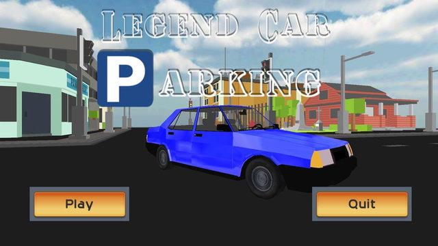 Legend Car Parking Pro