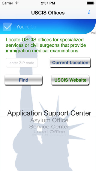 USCIS Offices